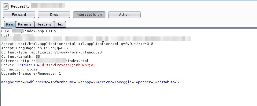 python requests post form data