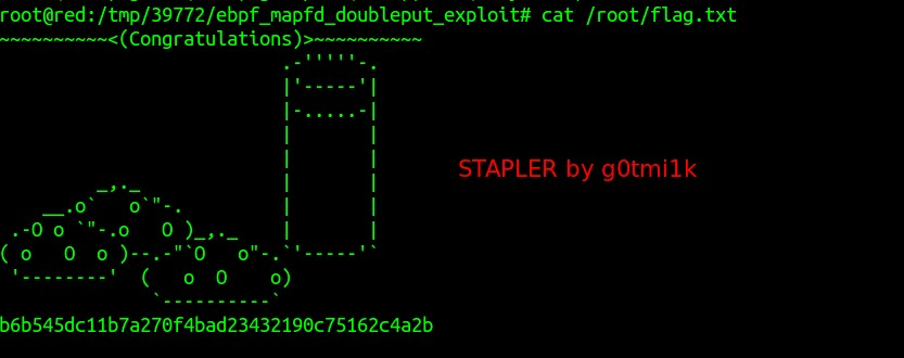 In this write-up, will be showing the steps to take root access on Stapler machine created by g0tmi1k. All the VM related details can be checked